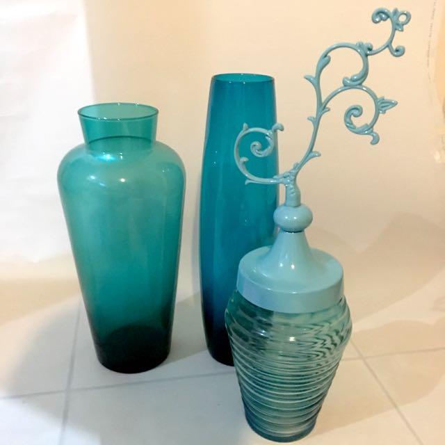 Three Piece Vase