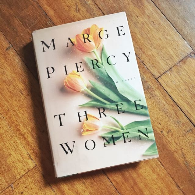 THREE WOMEN BY MARGE PERCY