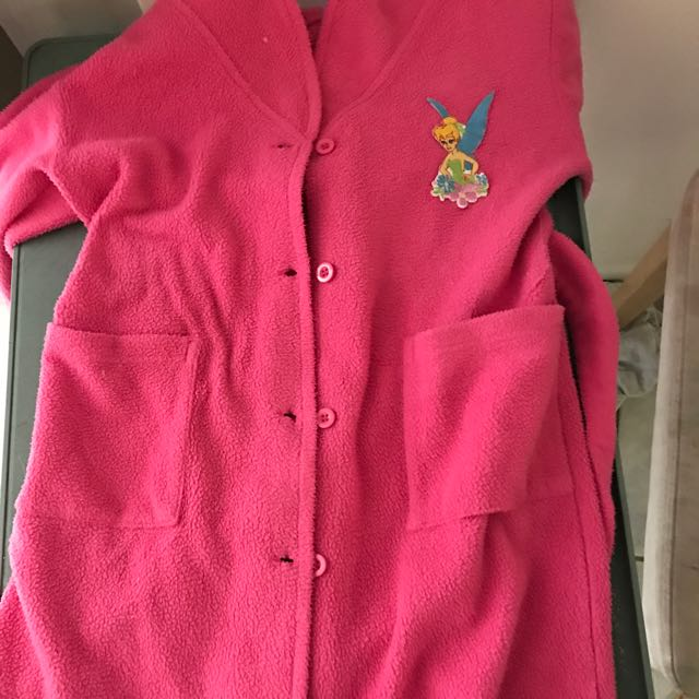 Tinkerbelle Dressing Gown