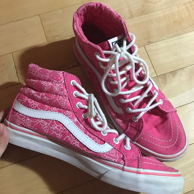 Vans Hello Kitty Limited Edition