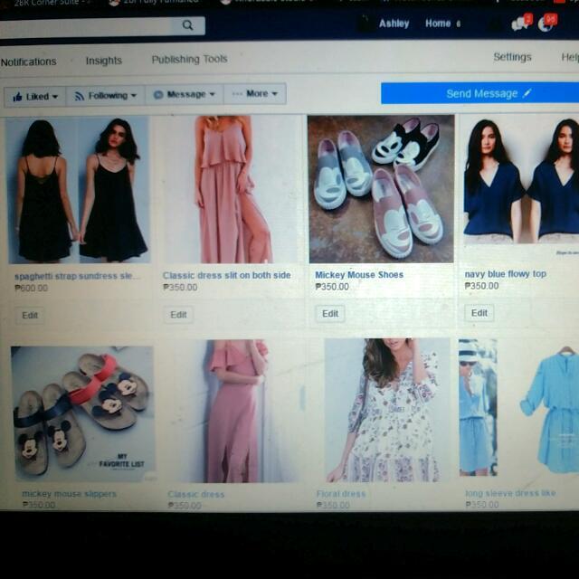 Visit My Online Shop Ladies