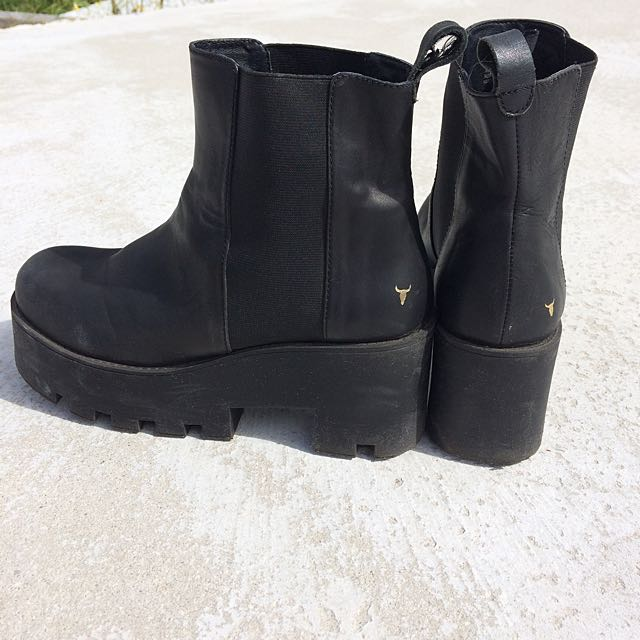 Windsor Smith Alien Boots
