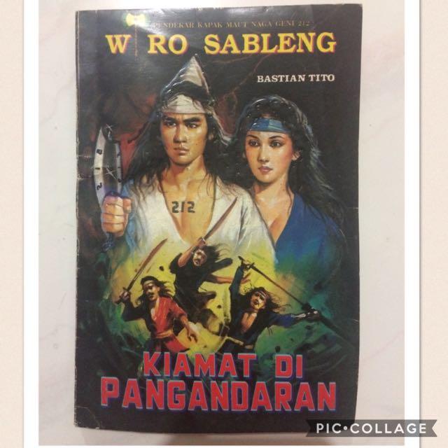 Wiro Sableng 212 - Kiamat Di Pangandaran (Bastian Tito)