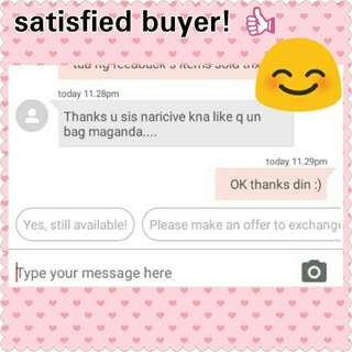 Positive Feedback From Buyer! 👍👍👍