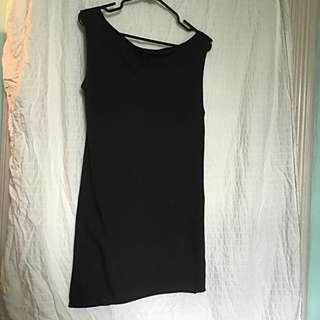 Black American Apparel Dress Size Small