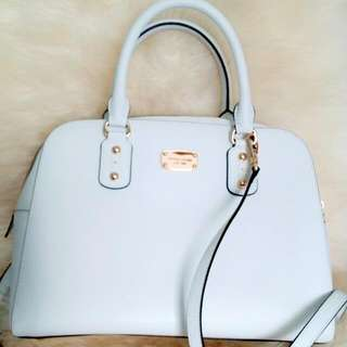 Michael Kors Saffiano Md Purse
