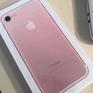 Apple iPhone 7 Rose Gold 128GB