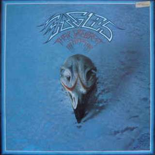 vg+ Eagles - Their Greatest Hits 1971-1975 Emb vinyl record comp pop rock classic