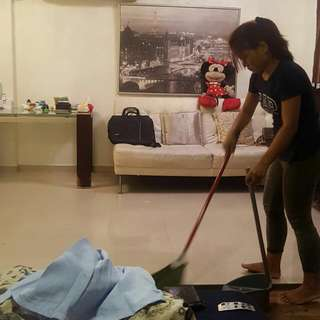 Part time maid available islandwide