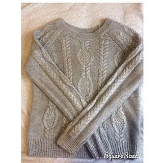 H&M Sweater Grey