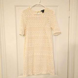 H&M Stretchy Lace Dress