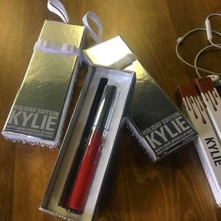 Kylie Merry lip kit