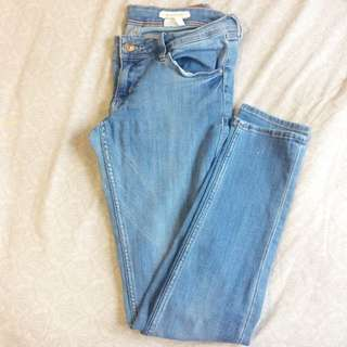 H&M Skinny Jeans Size 30
