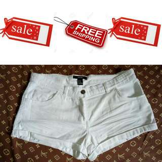 Free Shipping Forever 21 Shorts
