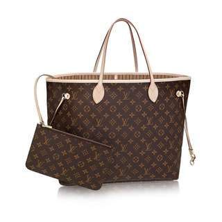 WANTED: Louis Vuitton Neverfull