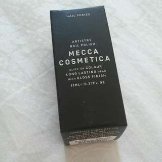 Mecca Cosmetica Nail Polish