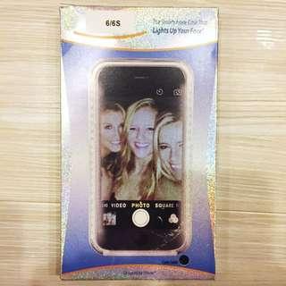 Apple Iphone6/6s 自拍補光手機殼