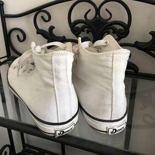 Deuce High Top Sneakers