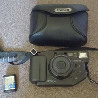 Canon Sure Shot Zoom XL