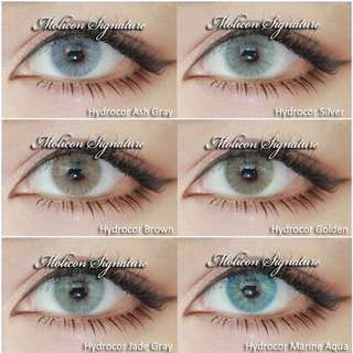 The Natural Eye Look Hydrocor By Molicon