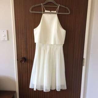 Forever White Dress