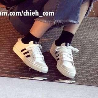 ✨ 現貨只有一雙 ✨ Adidas nizza 24cm