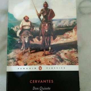 Don Quixote (Cervantes, Penguin Classics, English Version)