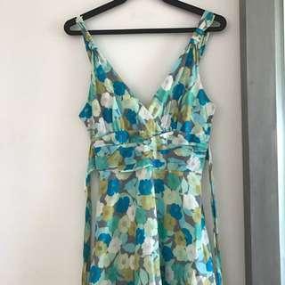 CNY Buy! Gg5 Floral Dress