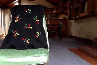 Vintage Woolen Playsuit