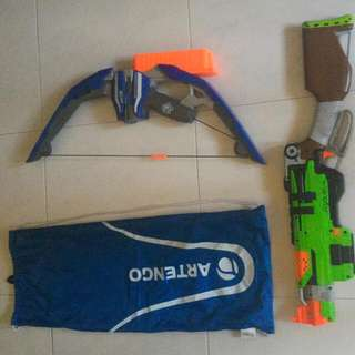 Stratobow For Sale. Comes With A $10 Artengo bag. Price Negotiable (Slingfire Sold)