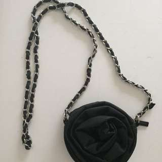 Small Rose Shoulder Purse