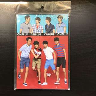 Cnblue Notebook From Comic Connection