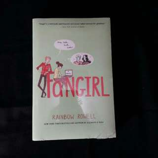 FANGIRLS BY RAINBOW ROWELL