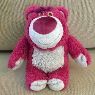 Disney Authentic Toy Story 3: Lotso Small Bear Plush [In Stock]