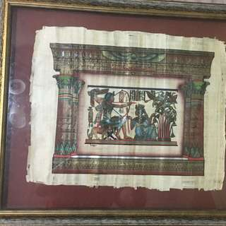 Authentic Egyptian Art