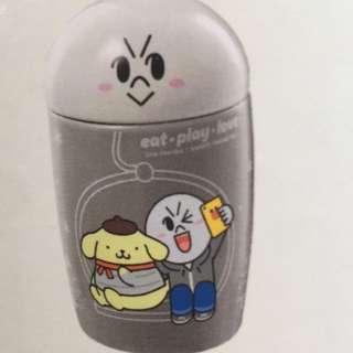7-11 7仔 友mug頭系列 陶瓷杯 Line Friends Moon友mug頭