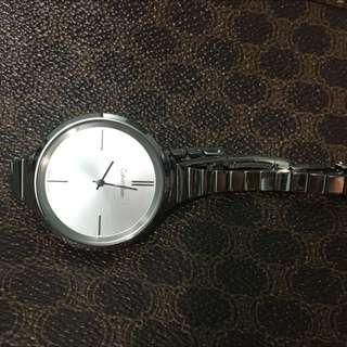 Calvin Klein Steel Watch