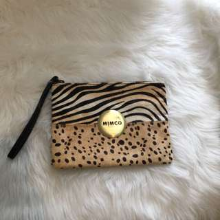 Mimco Clutch Medium Size