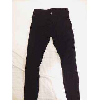 Lululemon Black Leggings