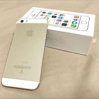 IPhone 5s 金色 16g 可議價