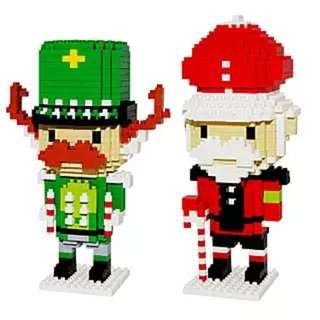 Christmas Soldier Diamond Blocks