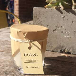 Coconut & Like Handmade Scented Candle