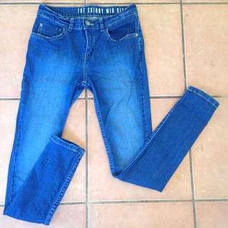 👖COTTON ON Denim Blue Jeans