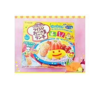 ♥PinKの寶舖♥日本【Kracie】知育菓子 快樂廚房 營養午餐 DIY食玩 特價$120