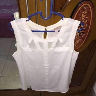 My White By Forever21