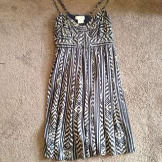 Billabong Summer Dress Size Small