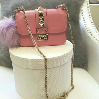 Valentino mini lock bag