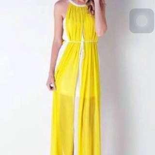 Sass And Bide Overlay Dress