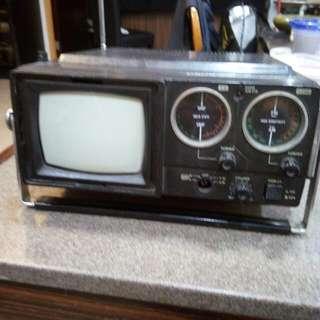 80年代電視運收音機