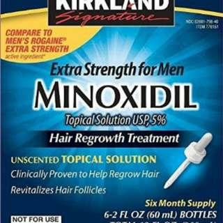 Minoxidil 5% For Men (Kirkland) -reserved